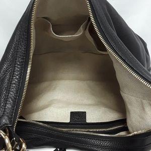 Gucci Bags - New GUCCI 326706 Hobo Soho Leather shoulder bag